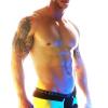 Men's underwear by Maclovia.