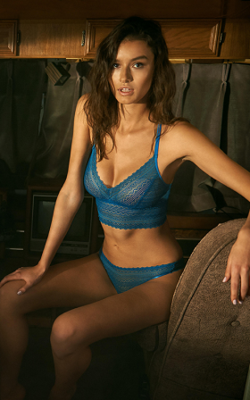 Bretelle lingerie from Ajour