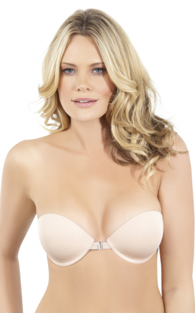 Adjustable Strapless Bra. Style# BQ658.