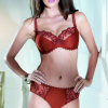 New Color Arabian Spice in the Scarlett group, part of Anita's Rosa Faia division, A/W 2013