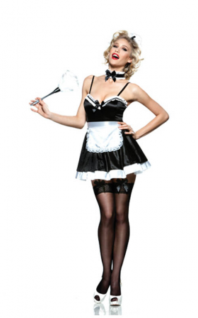 A look from Seven 'til Midnight's Costume or Play ... Wear Either Way! collection.