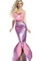 Party King Blushing Beauty Mermaid