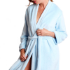 A plush robe from Toute la Nuit Loungewear.
