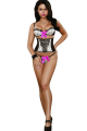 New Exposed lingerie styles by Magic Silk.