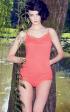 """Gwen"" #9812 - spaghetti top, #9812 - maxi brief, Hanro SS 2013"
