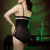A look from Kiss Me Deadly's spring/summer 2012 collection.