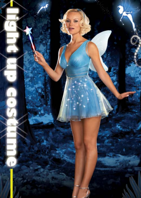 True Blue Fairy