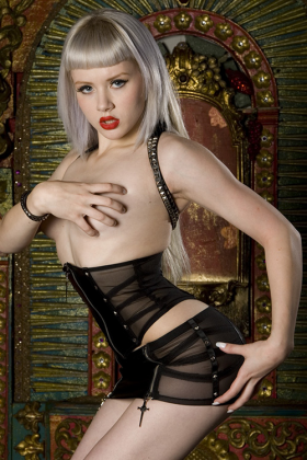 Lip Service: Cat's Meow and In Control lingerie lines