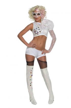Rubies:  Lady Gaga Costumes