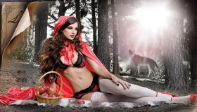 Dreamgirl: Red Diamond Seduction collection