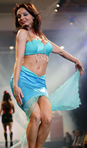 Delicious: Playboy Princess of the Sea.