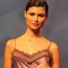 Cyell Intimates: Nightdress with motifs and purple bolero.