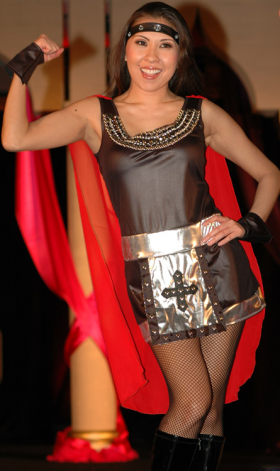 Dreamgirl 2011 costume