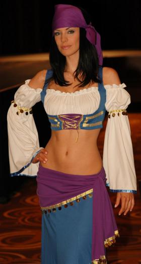 Leg Avenue 2011 costume