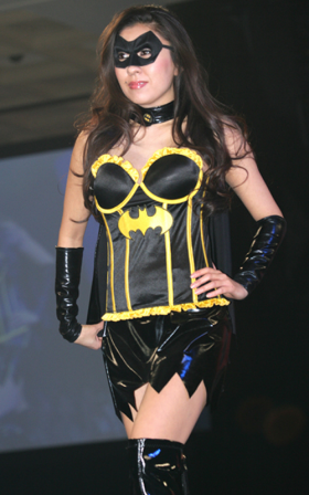 Rubies: Licensed Batgirl.
