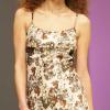 Jolie Princesse: Dress with flowers.