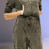 Acqua by Regence: Gray jumpsuit.