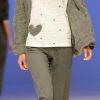 Regence: Gray pajamas and jacket.