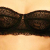 Harlette Luxury Lingerie: Black bra.