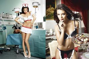 """Styles from Baci Lingerie's """"Dreams Volume 3"""" collection"""