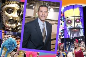 Doug Miller of Urban Expositions, with images from the 2014 Halloween & Party Expo.