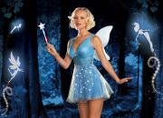 "Dreamgirl's ""True Blue"" fairy (style 5931)"