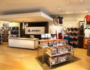 Jockey store.