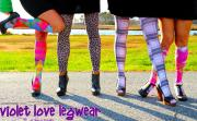 Hosiery by Violet Love