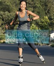 Blue Canoe E-Tank in slate shade.