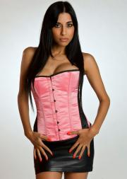 A style from the wholesale corset line.