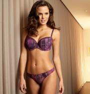 Sadie in the Cleo by Panache line.