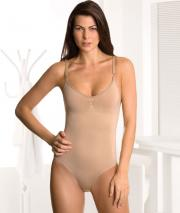 Squeem: Diva body briefer in the Light collection.