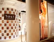 Baci Lingerie: The ILS booth.