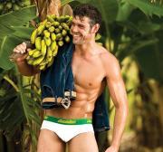 Aussiebum Banana Underwear.