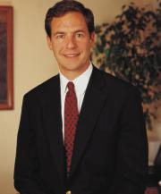 Charles Komar, president and C.E.O of Komar Inc.