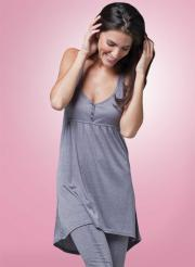 A tunic and leggings by PJ Salvage for spring/summer 2011.