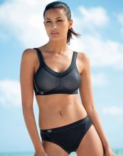 The Anita sports bra featured in O Magazine.