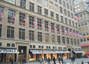 The Saks Fifth Avenue flagship in New York City.