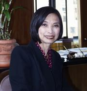 Josie Natori, C.E.O and founder of Natori Inc.