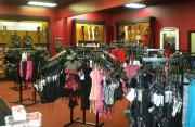 The inside of the Your Temptations flagship.