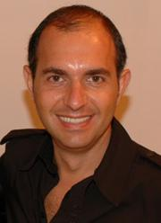 Nicolas Attard, owner of Oh La La Cheri.