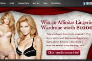 An image from the new Affinitas homepage.