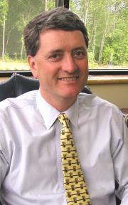 Kevin Toomey, C.E.O of Kayser-Roth.
