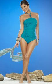 Leonisa bodyshaping swimwear, 2011.