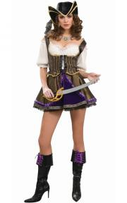 A pirate costume by Forum Novelties.