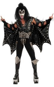 A Gene Simmons KISS costume by Rubie's.