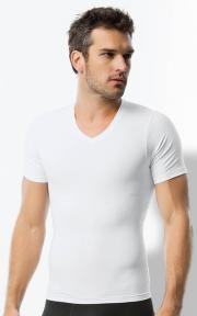A compression shirt from Leonisa's LEO line.