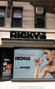 A new Ricky's NYC location.