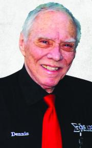 Dennis Cook of Eros 1207.