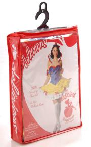 New packaging from Delicious Sexywear of New York.